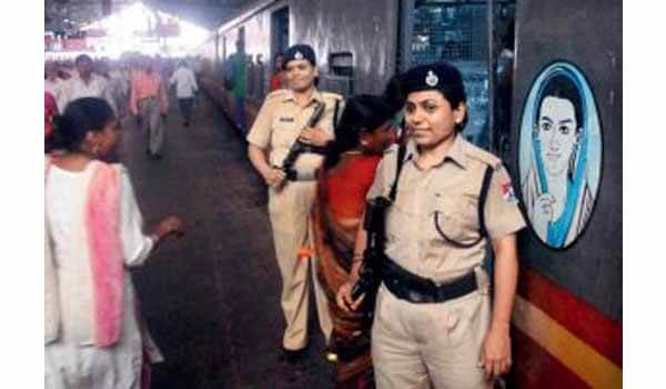 'Meri Saheli' initiative launched by RPF in Amaravathi Express