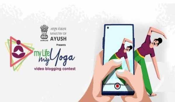 'My Life My Yoga' Video Blogging Contest Launched Today