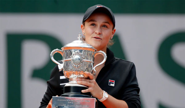 French Open 2019: Ashleigh Barty bags the Women's Singles Title