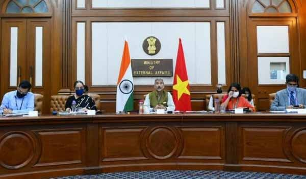 17th India-Vietnam Joint Commission Meet