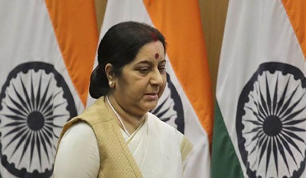 Smt. Sushma Swaraj on a four-day visit to Qata & Kuwait from 28-31 October