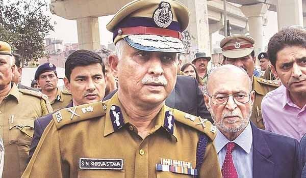 S. N. Shrivastava Takes Charge As New Commissioner Of Delhi Police