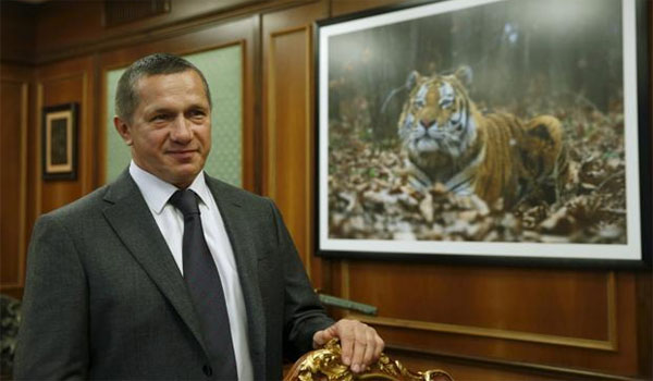 Russian Deputy PM Yury Trutnev on India Visit