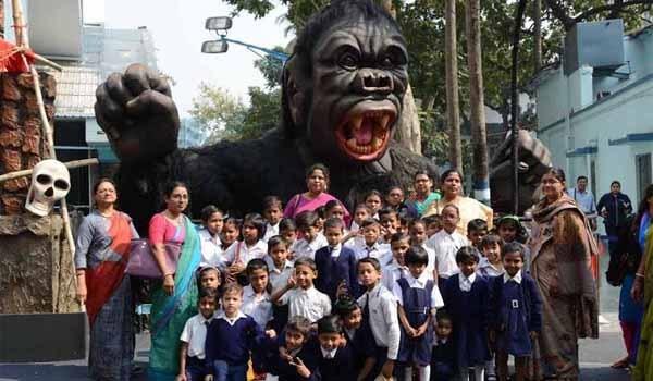 9th Kolkata International Children's Film Festival began