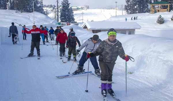 5-days National Winter Games will be held at Gulmarg, J&K