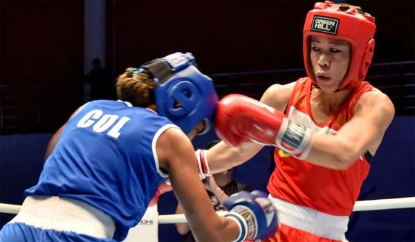 Mary Kom bags Bronze medal at World Women's Boxing Championships