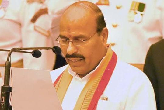 Virendra Kumar becomes Protem Speaker of 17th Lok Sabha