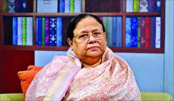 Ekushey Padak awardee Rizia Rahman passes away