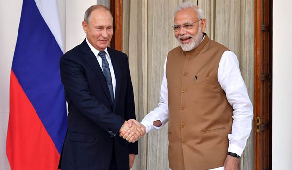 List of Agreements/ MoUs Signed between India and Russia
