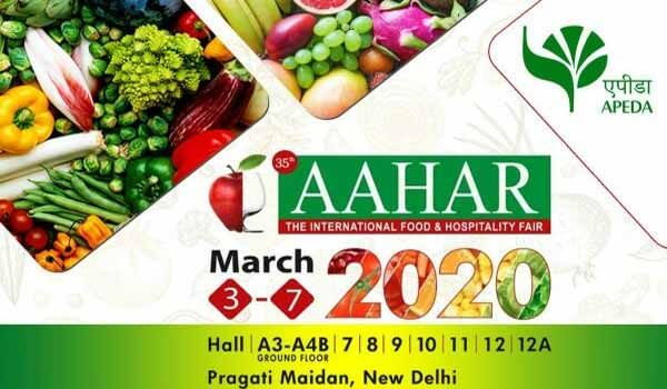 5-days 'AAHAR - Food and Hospitality Fair' begins in New Delhi