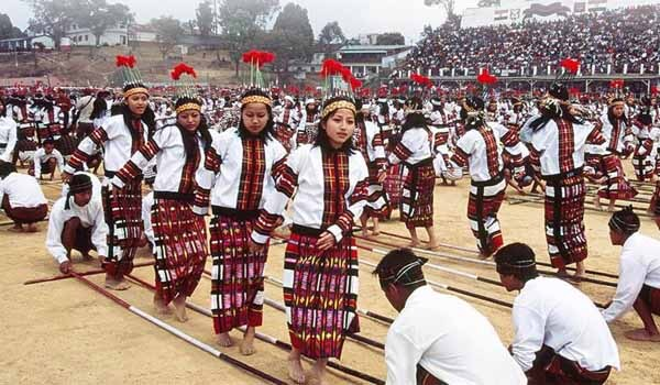 Chapchar Kut festival of Mizoram began today