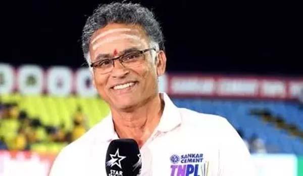Cricketer V. B. Chandrasekhar dies at 58
