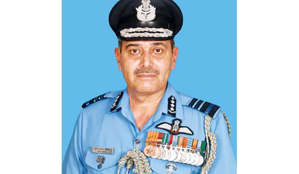 current indian air force chief