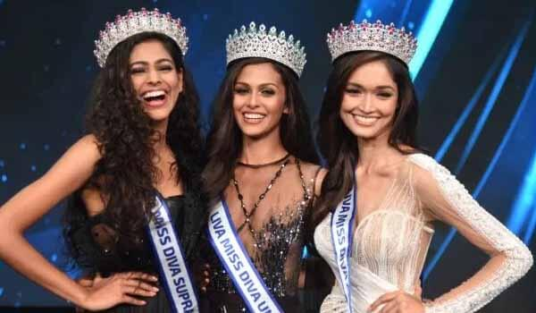 Adline Castelino won 2020 Miss Diva Universe title