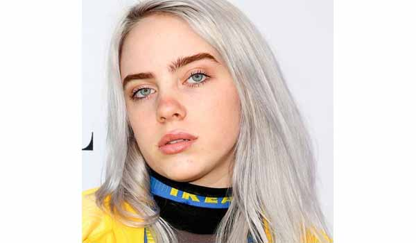 American singer Billie Eilish won Billboard Woman of the Year for 2019