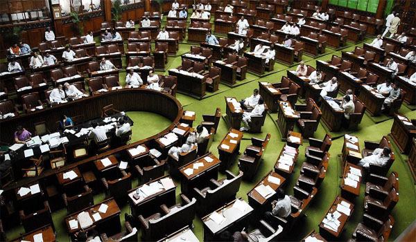 Last Session Of 16th Lok Sabha Concludes