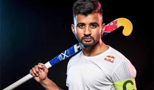 Manpreet Singh named as IHF Player of the Year 2019
