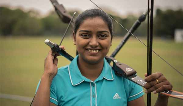 Deepika Kumari bags Gold medal at 21st Asian Archery Championships