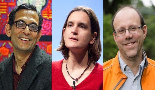 Nobel Prize in Economics awarded to Abhijit Banerjee, Esther Duflo, Michael Kremer