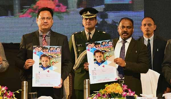 J&K Lt. Governor launches Student Health Card Scheme in Jammu
