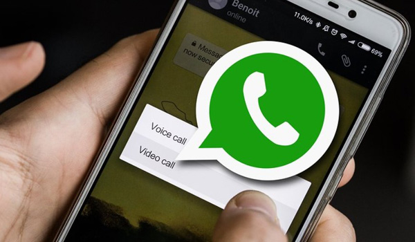 Whatsapp Calling Off in Distressed Areas, Use terrorists