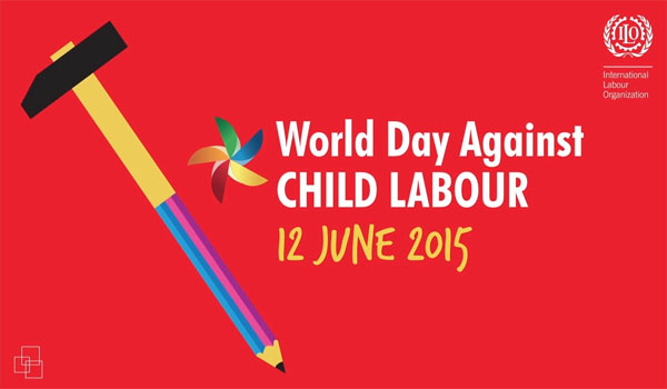World Day Against Child Labour observed on 12th June