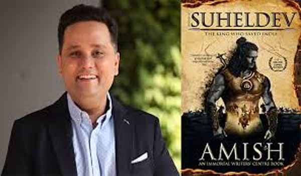 Amish Tripathi new book 'Legend of Suheldev: The King Who Saved India' launch today