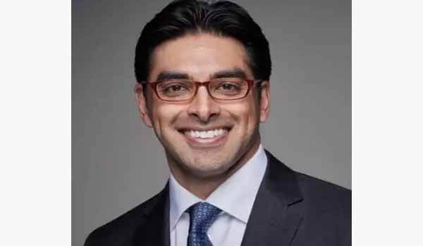 Anil Soni - New CEO for WHO Foundation