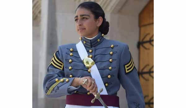 Anmol Narang - First observant Sikh to Graduate from US Military Academy