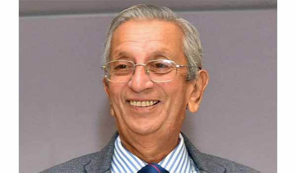 Ashok Desai - Former Attorney General of India passed away at 77