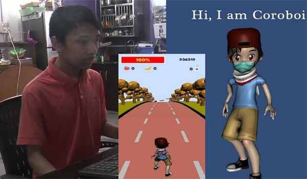 Class 9th Manipur student-developed mobile game 'Coroboi'