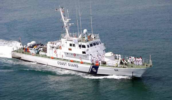 GRSE delivered 'ICGS Kanaklata Barua' to Indian Coast Guard