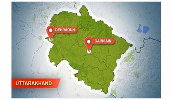 Gairsain - New Summer Capital of Uttarakhand State