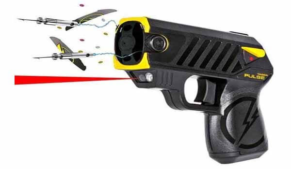 Gujarat Police is first state Police of India to introduce taser guns