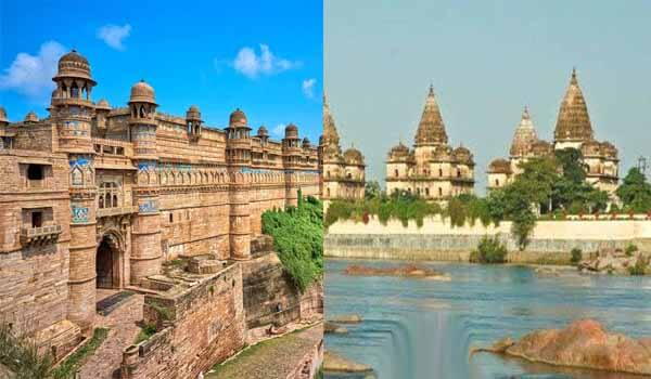 Gwalior & Orchha Fort included in-to UNESCO World Heritage Cities