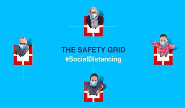 HDFC Bank launched Safety Grid campaign