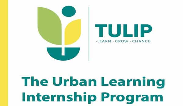 HRD Minister launched TULIP - The Urban Learning Internship Program
