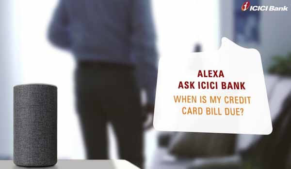 ICICI Bank launched Voice Banking Services on Amazon Alexa device
