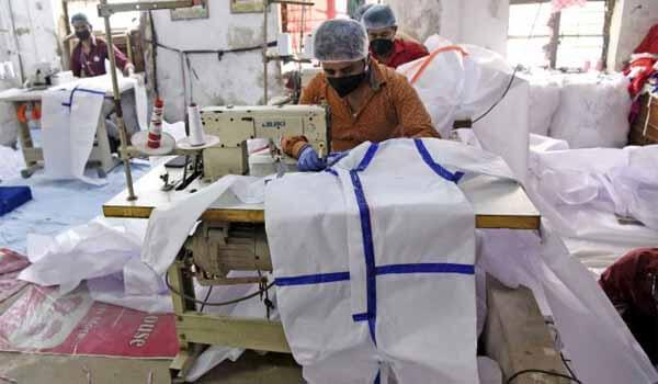 In the World, India ranked 2nd for Manufacturing of PPE Kit