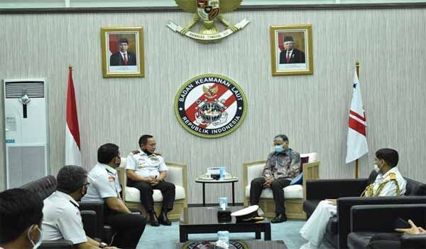 Indian & Indonesia Coast Guard inked MoU to Boost Maritime Relations