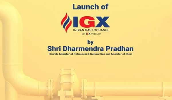 Indian Gas Exchange (IGX) - Online Gas Delivery Trading Platform
