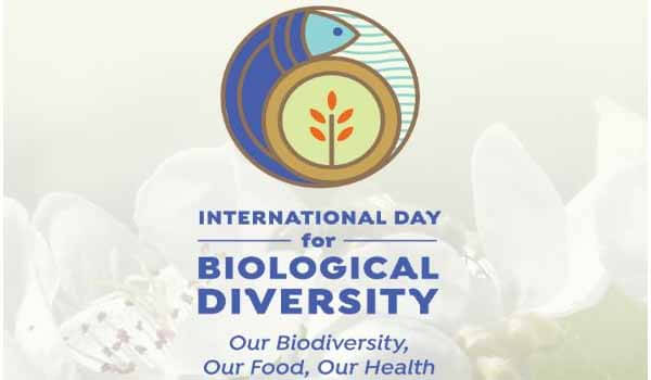 International Day for Biological Diversity celebrated on 22nd May Each year