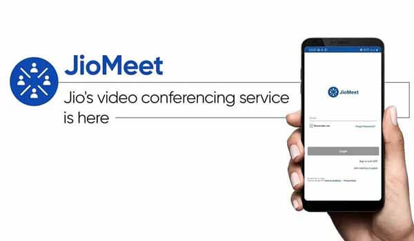 JioMeet - Reliance Jio launches Video Conferencing App