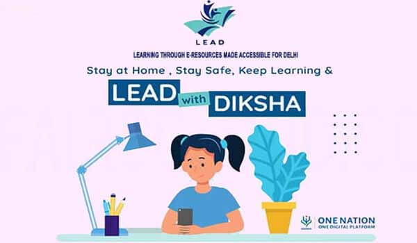 LEAD - E-learning Portal launched by Delhi government