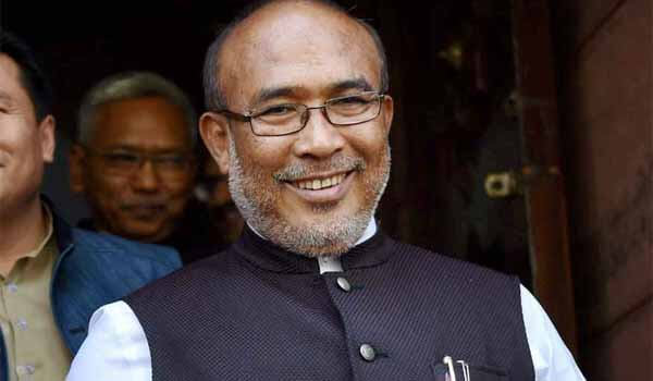 Manipur Chief Minister launched Scheme for Sportspersons and Artists