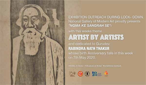 National Gallery of Modern Art presented 'NGMA KE SANGRAH SE' virtual program
