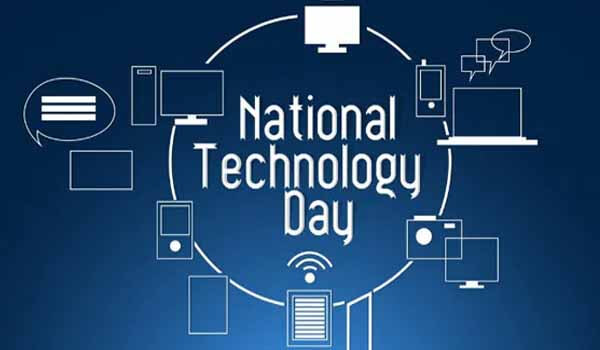 National Technology Day celebrated on 11th May Each year