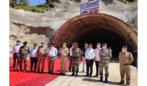 Nitin Gadkari inaugurates Chamba Tunnel (440m) under Chardham Pariyojana via Video Conferencing