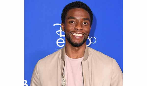 Noted actor Chadwick Boseman passed away at 43