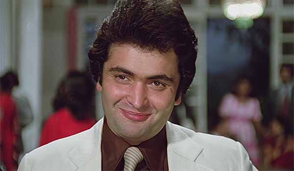 Rishi Kapoor - Veteran Indian actor passed away